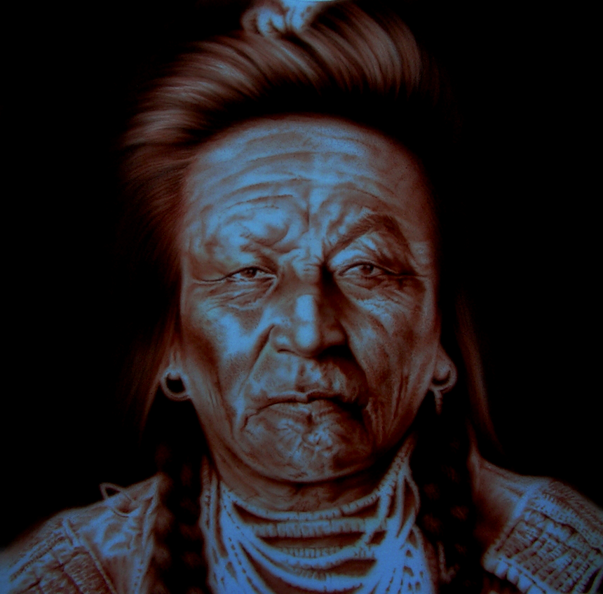 Chief Plenty Coups - Crow Nation