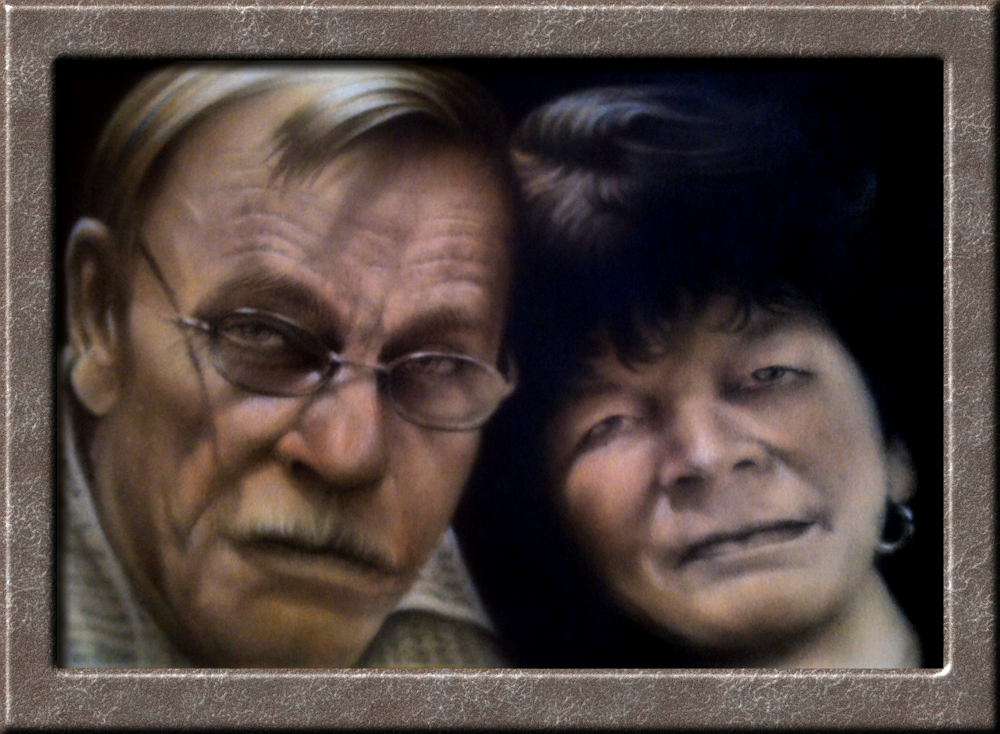 Kobus' parents