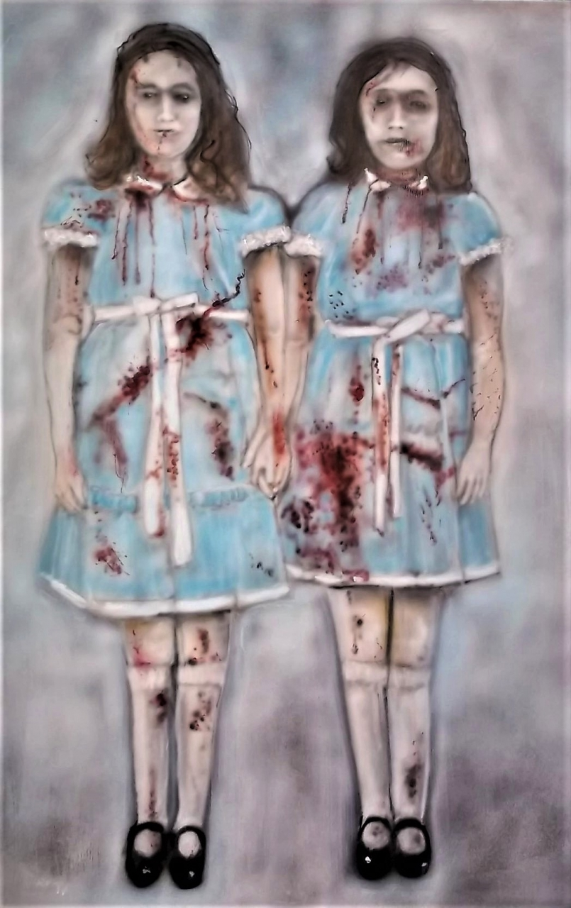 The Shining Twins but is it bad taste