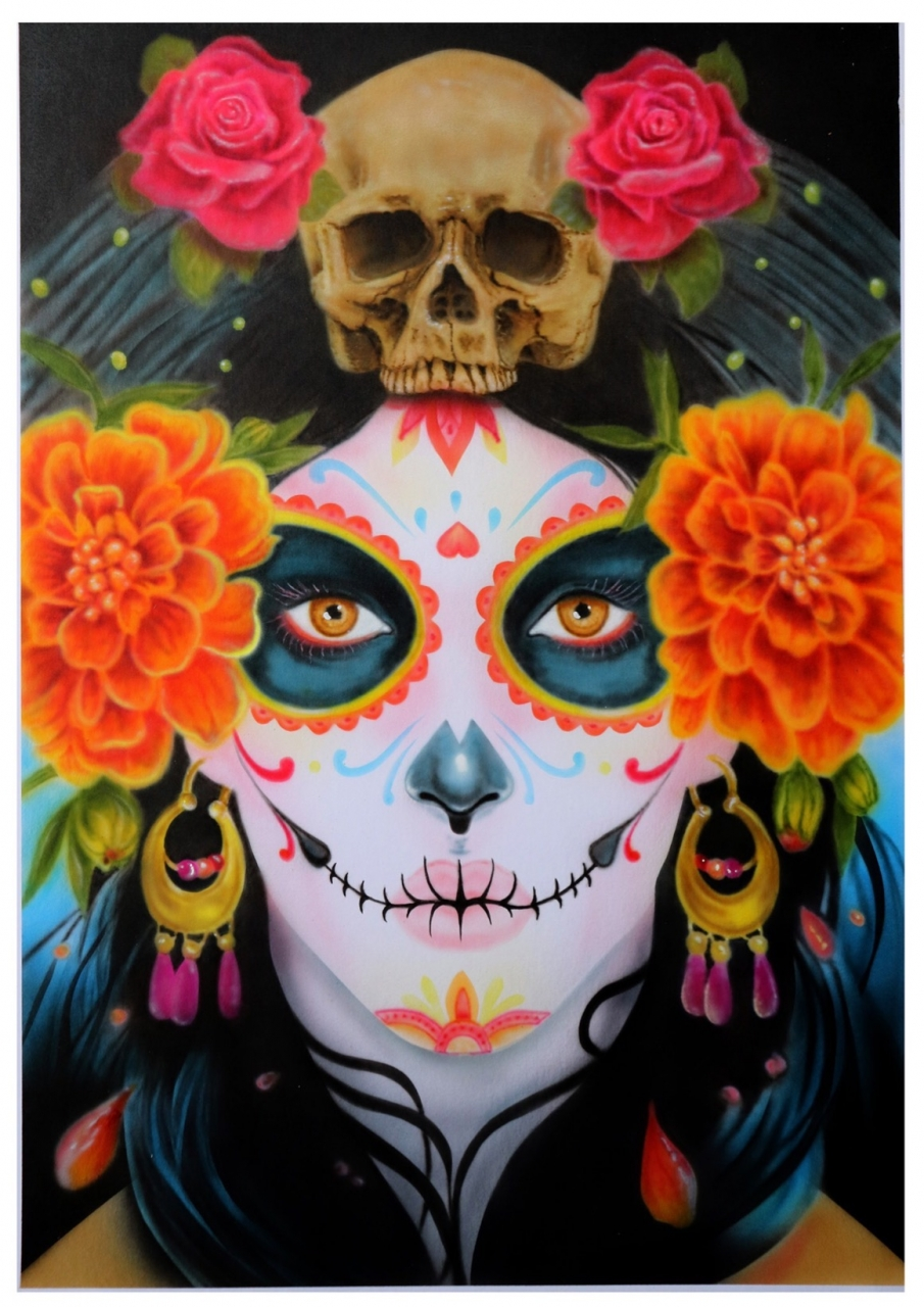 Day of the Dead. Sort of.