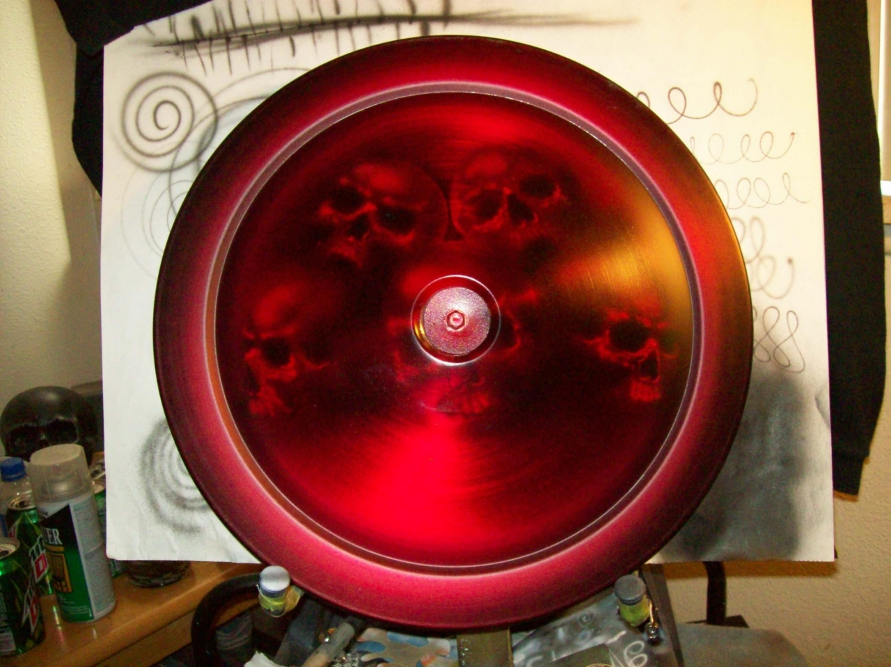 Air cleaner   Red Candy 1